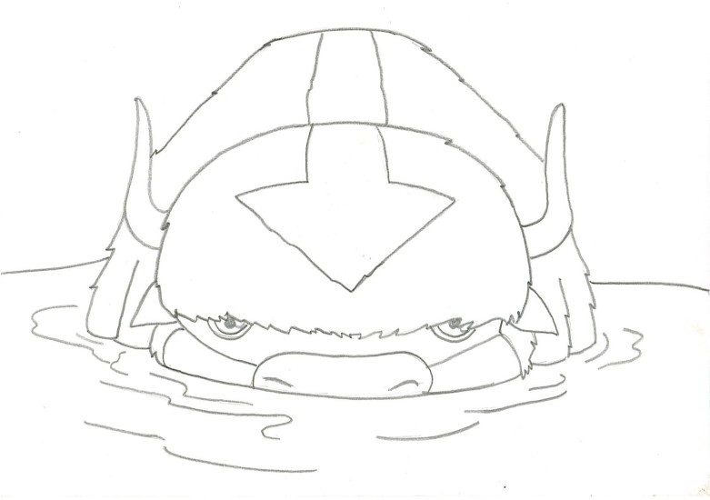 Avatar Airbender Coloring Page 02 also Appa further Whmis appa together with Lan Wiring Diagram further Appa. on appa